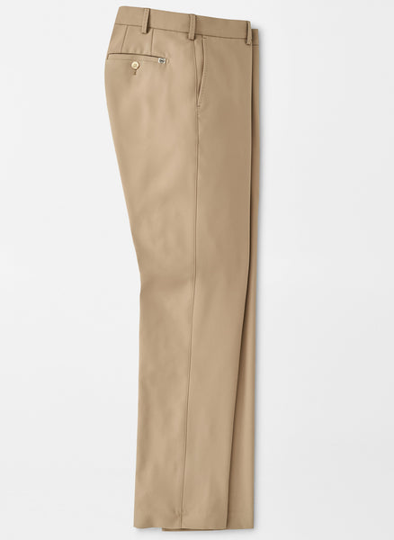 Peter Millar Crown Sport Durham Performance Pant Dark Sand