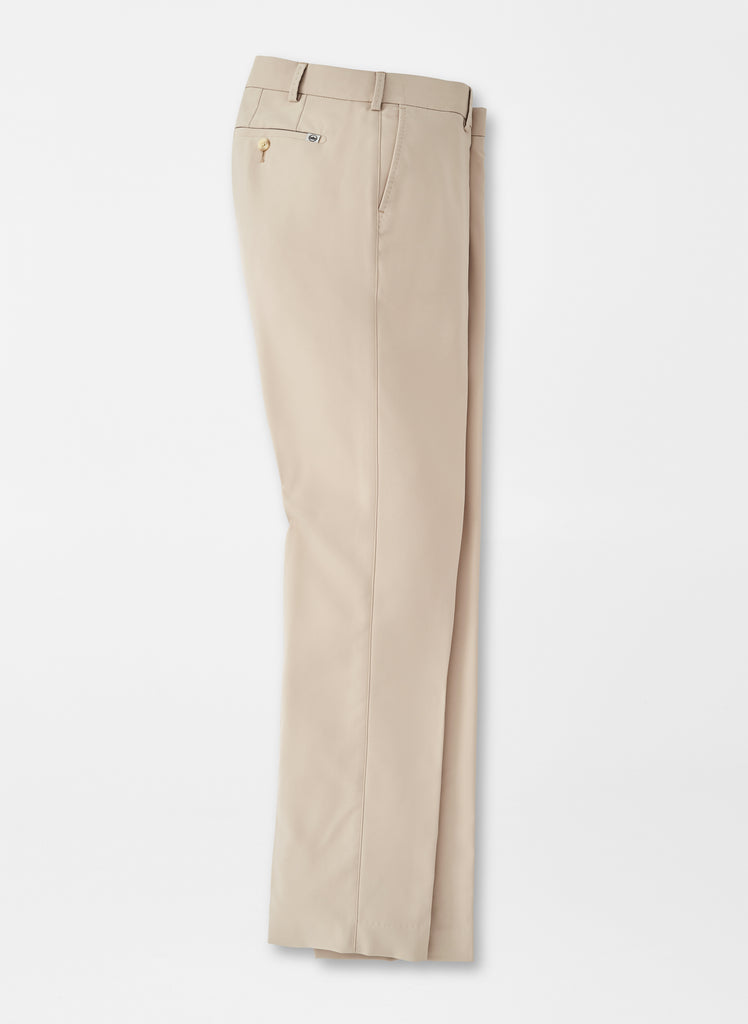 Peter Millar Crown Sport Durham Performance Pant Khaki
