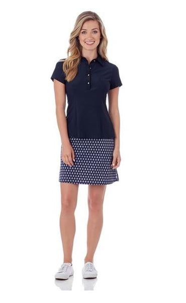 Jude Connally Sydney Polo Shirt Navy