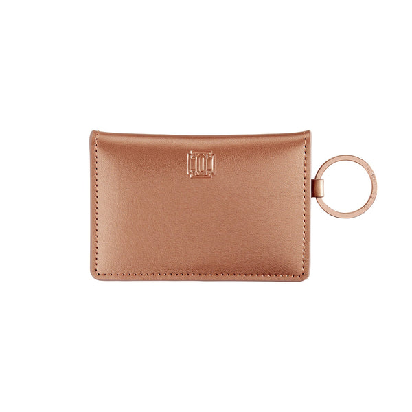 O-Venture Rose Gold ID Case