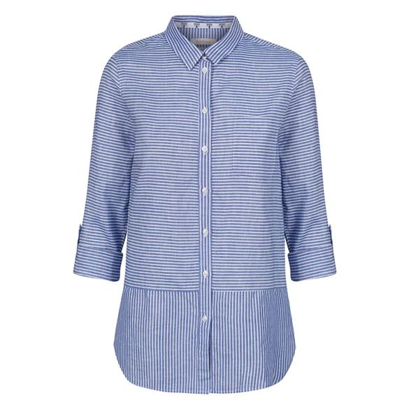 Barbour Seaward Shirt Breeze Blue