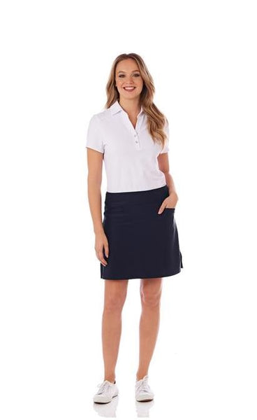 Jude Connally Sonia Skort in Navy