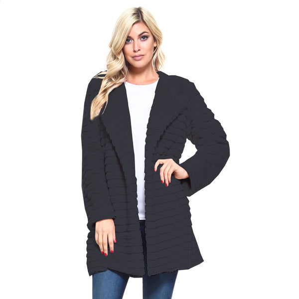 JOH Stacey Coat Black