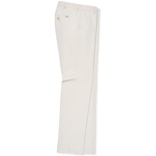 Peter Millar Durham High Drape Performance Pant Stone