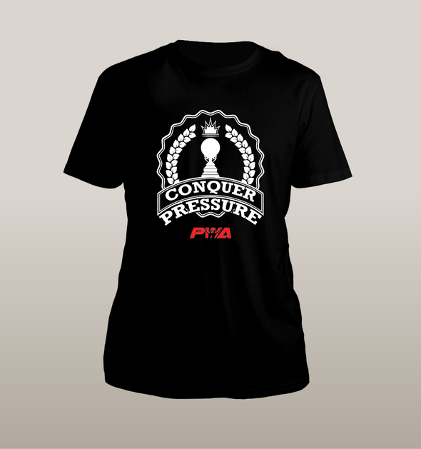 Conquer Pressure Unisex - Power Words Apparel