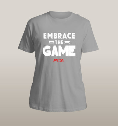 Embrace  The Game Unisex - Power Words Apparel