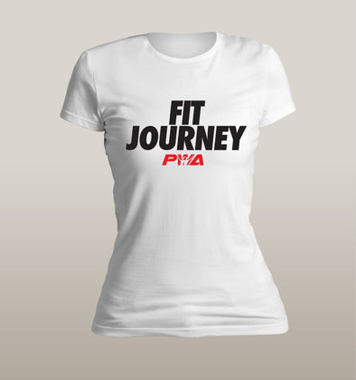 Fit Journey Women's - Power Words Apparel