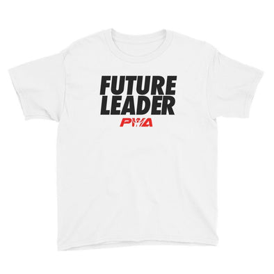 Future leader Youth Short Sleeve T-Shirt - Power Words Apparel