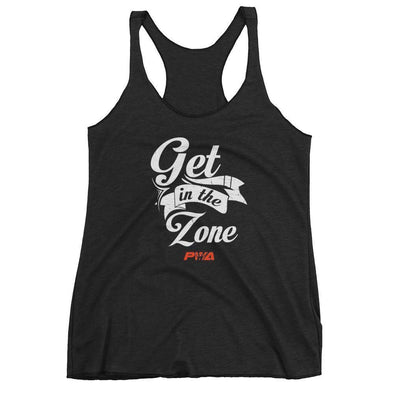 Get in the zone Women's tank top - Power Words Apparel