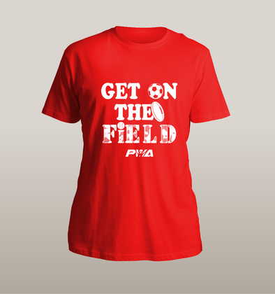 Get On The Field Unisex - Power Words Apparel