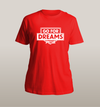 Go for Dreams Unisex - Power Words Apparel
