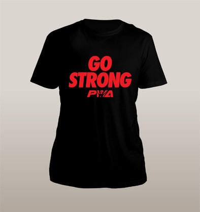 Go Strong Unisex - Power Words Apparel