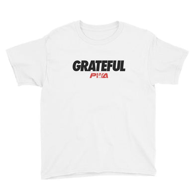 Grateful Youth Short Sleeve T-Shirt - Power Words Apparel