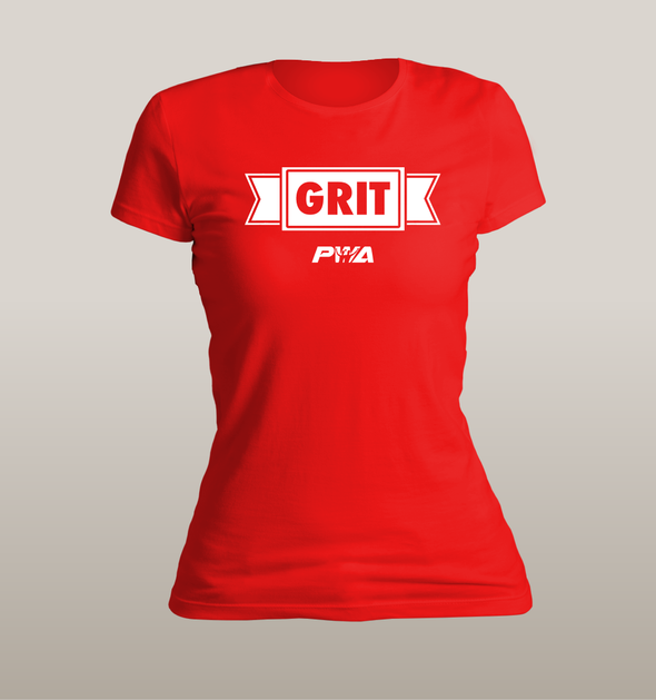 Grit Women's - Power Words Apparel