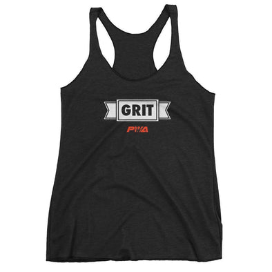 Grit Women's tank top - Power Words Apparel