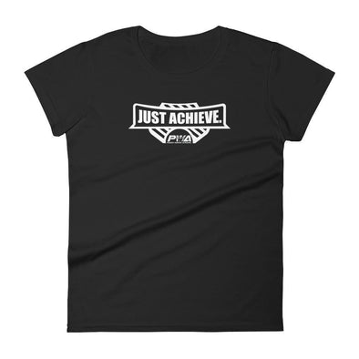 Just Achieve Women's - Power Words Apparel
