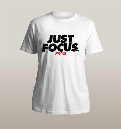 Just Focus Unisex - Power Words Apparel