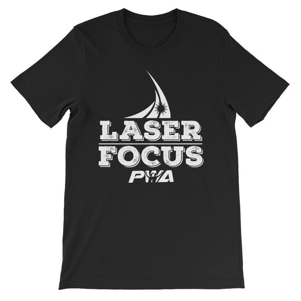Laser Focus Unisex - Power Words Apparel