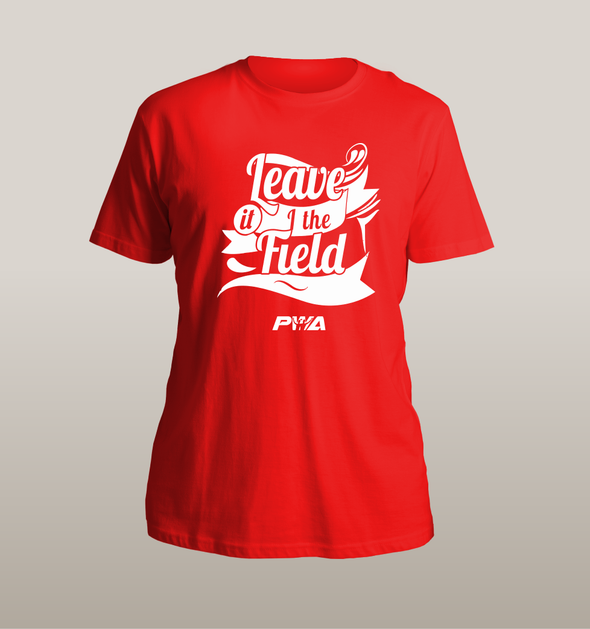 Leave It Field Unisex - Power Words Apparel