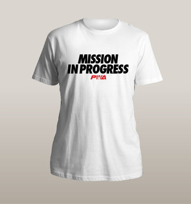 Mission In Progress Unisex - Power Words Apparel