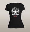 Mission In Progress Women's - Power Words Apparel