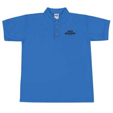 Just Succeed Men's Polo Shirt