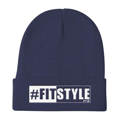 #FitStyle Knit Beanie - Power Words Apparel