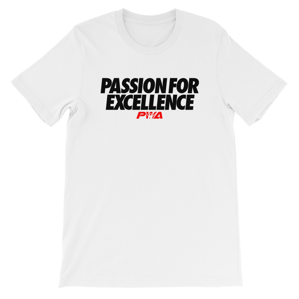 Passion for Excellence Women's - Power Words Apparel