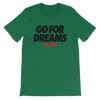Go for Dreams Women's - Power Words Apparel