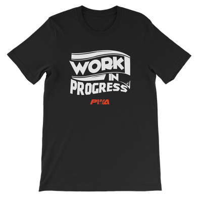 Work in Progress Women's - Power Words Apparel
