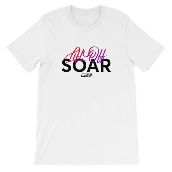 Lift Off, Soar Short-Sleeve Unisex T-Shirt