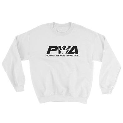 PWA Sweatshirt - Power Words Apparel