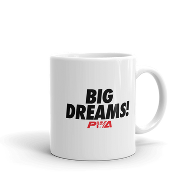Big Dreams Mug - Power Words Apparel