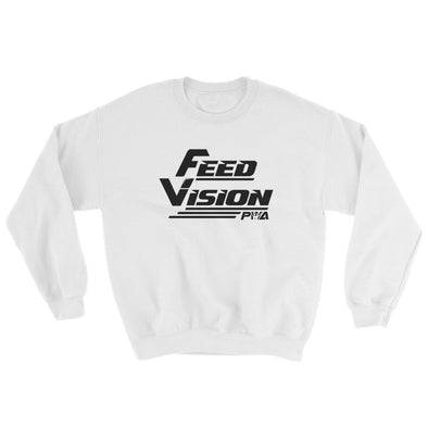 Feed Vision Sweatshirt - Power Words Apparel