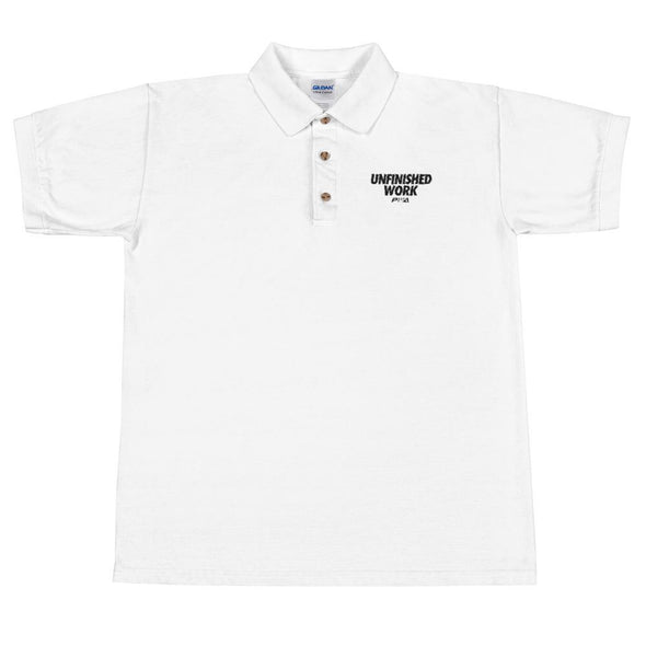 Unfinished Work Men's  Polo Shirt