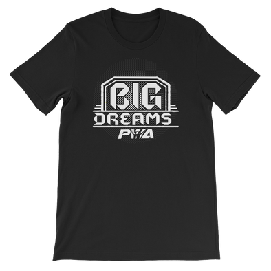 Big Dreams Women's - Power Words Apparel