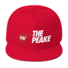 The Peake Snapback - Power Words Apparel