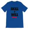 Skill + Will Women's - Power Words Apparel
