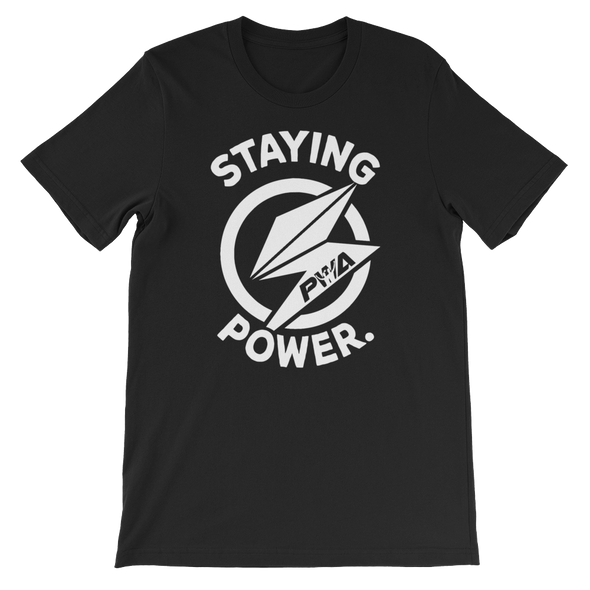 Staying Power Women's - Power Words Apparel