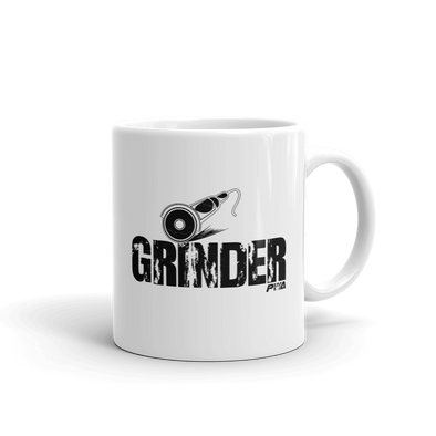 Grinder Mug - Power Words Apparel