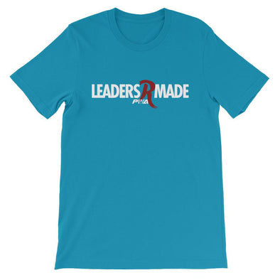 Leaders R Made Short-Sleeve Unisex T-Shirt - Power Words Apparel