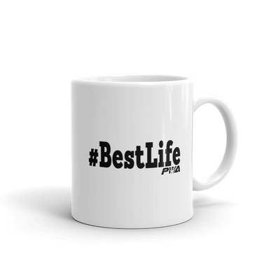 #BestLife Mug - Power Words Apparel