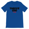 Thrive On Women's - Power Words Apparel
