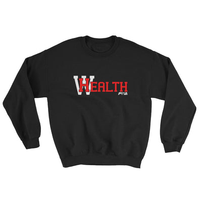 HealthWealth Sweatshirt - Power Words Apparel