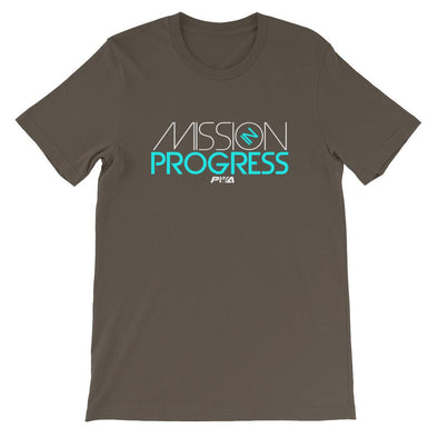 Mission In Progress Short-Sleeve Unisex T-Shirt