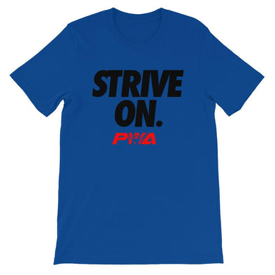 Strive On Unisex - Power Words Apparel