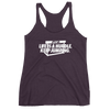 Life is a hurdle Women's tank top - Power Words Apparel