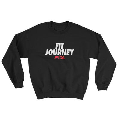 Fit Journey Sweatshirt - Power Words Apparel