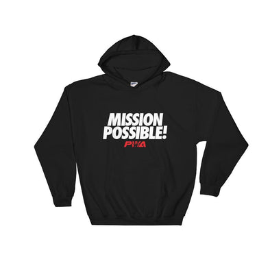 Mission Possible Hooded Sweatshirt