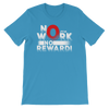 No Work, No Reward Women's - Power Words Apparel